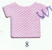 9003/08 เสื้อโปโล แขนยาว