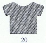9003/20เสื้อโปโล แขนยาว