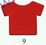 9003/09 เสื้อโปโล แขนยาว
